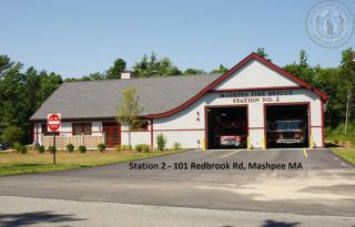 Mashpee Fire Station 2